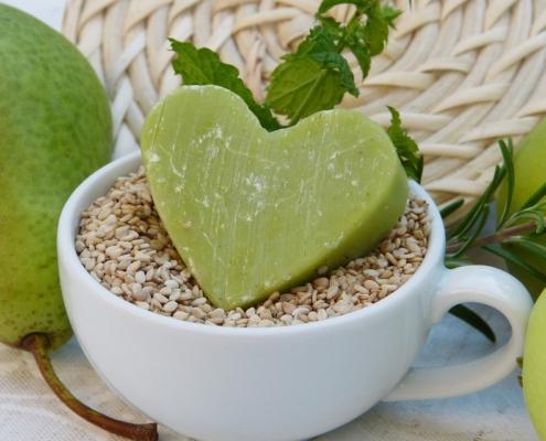 honey lime soap