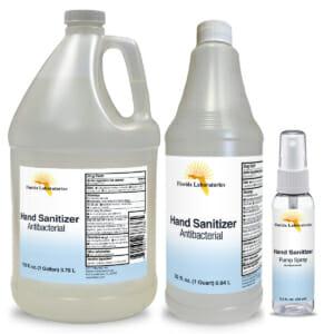 Hand Sanitizer Liquid (Non-Gel)