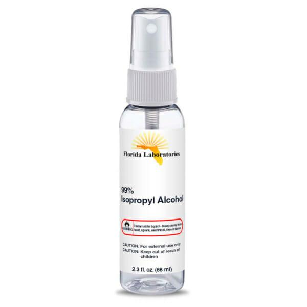 Isopropyl Alcohol spray