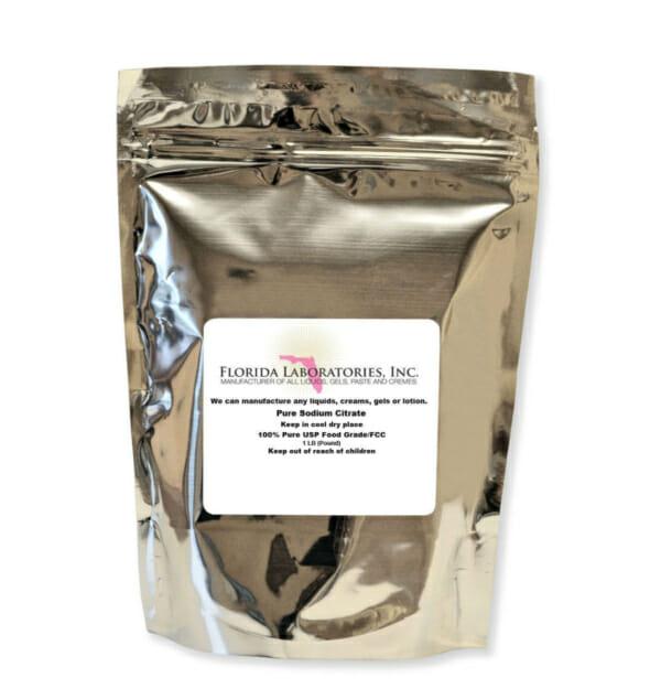 sodium citrate FlaLab Florida Laboratories