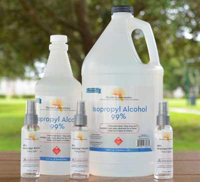alcohol gallon