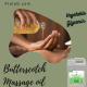 DIY Butterscotch Massage Oil