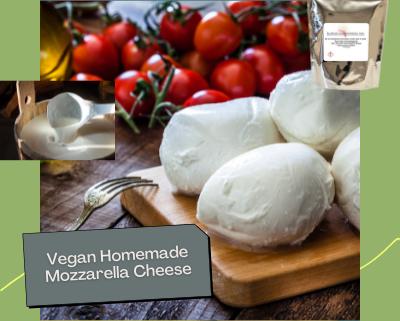 Homemade Mozzarella Cheese Citric Acid