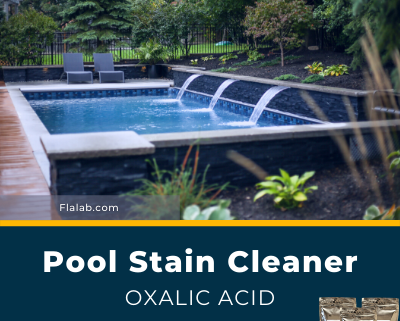 Swimming Pool Stain Cleaner